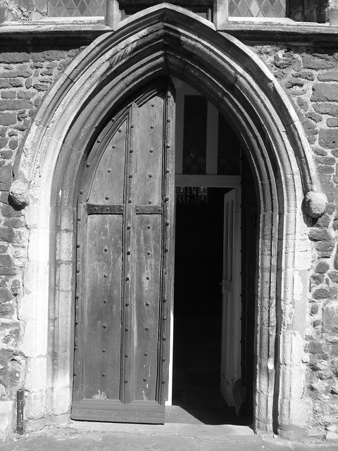Le Meilleur Half Open Church Door Flickr Photo Sharing Ce Mois Ci