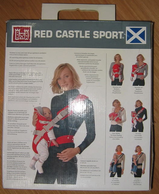 Le Meilleur Red Castle Sport Baby Carrier Flickr Photo Sharing Ce Mois Ci
