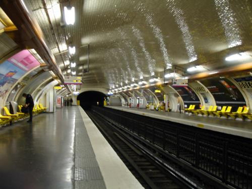 Le Meilleur Paris Metro Station Odéon In Paris France Virtual Ce Mois Ci