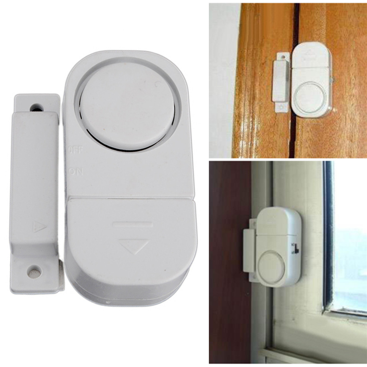 Le Meilleur Wireless Home Window Door Entry Burglar Security Alarm Ce Mois Ci