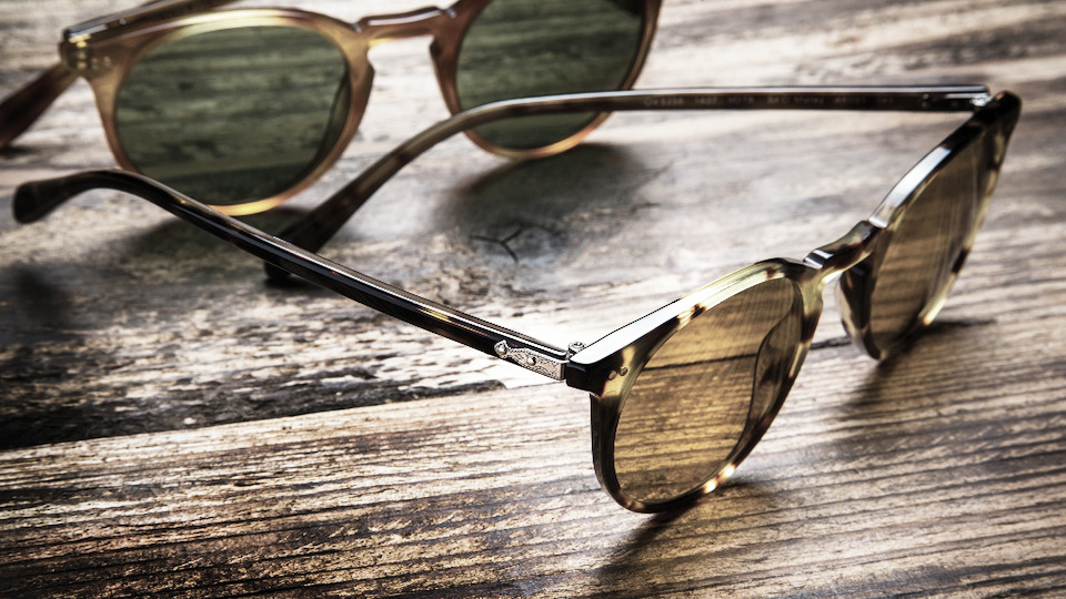 Le Meilleur Exclusive Oliver Peoples At Mr Porter Off The Cuff Ldn Ce Mois Ci