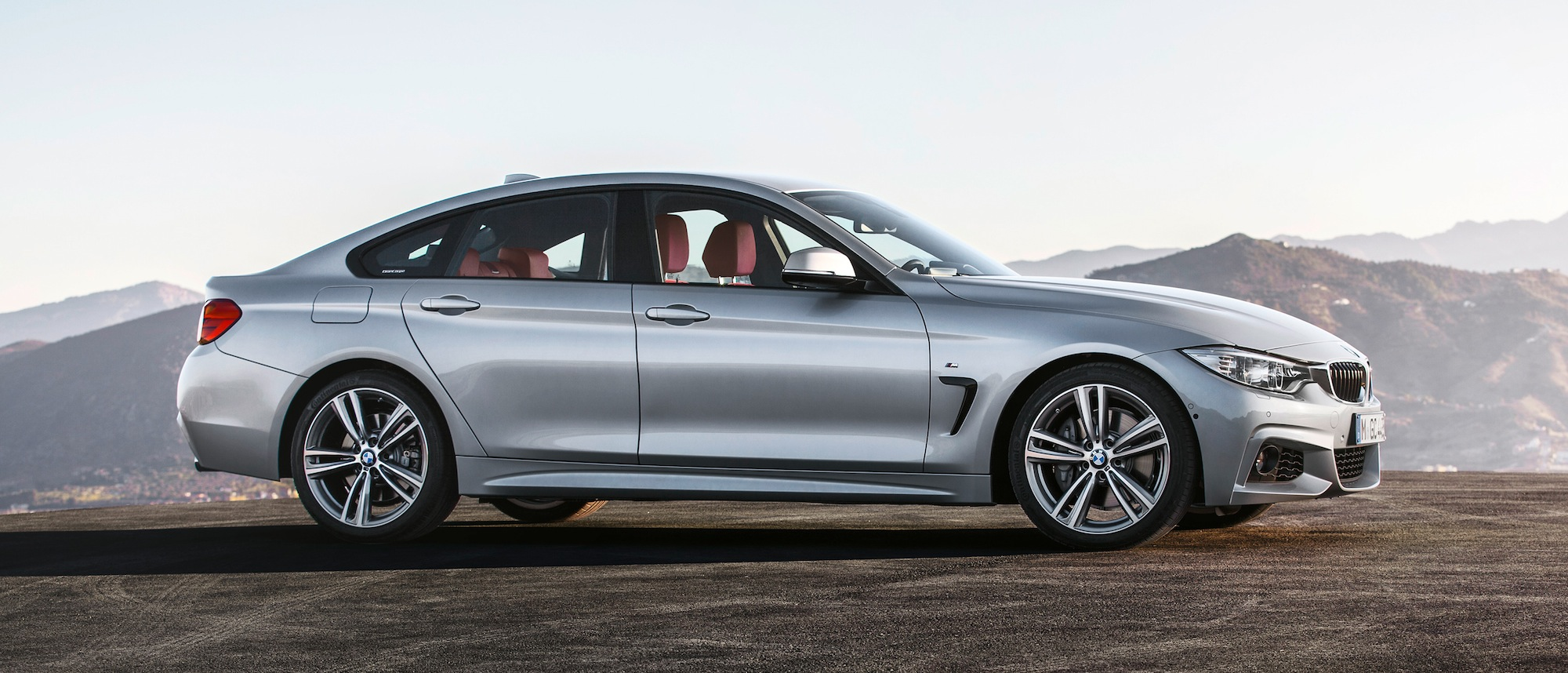 Le Meilleur Bmw 4 Series Gran Coupe Four Door Hatchback Revealed Ce Mois Ci
