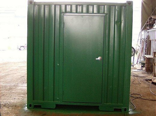 Le Meilleur Modified Shipping And Cargo Containers Transport Ce Mois Ci