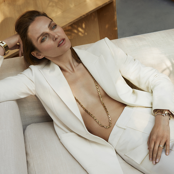 Le Meilleur Tiffany X Net A Porter The French Jewelry Post By Ce Mois Ci
