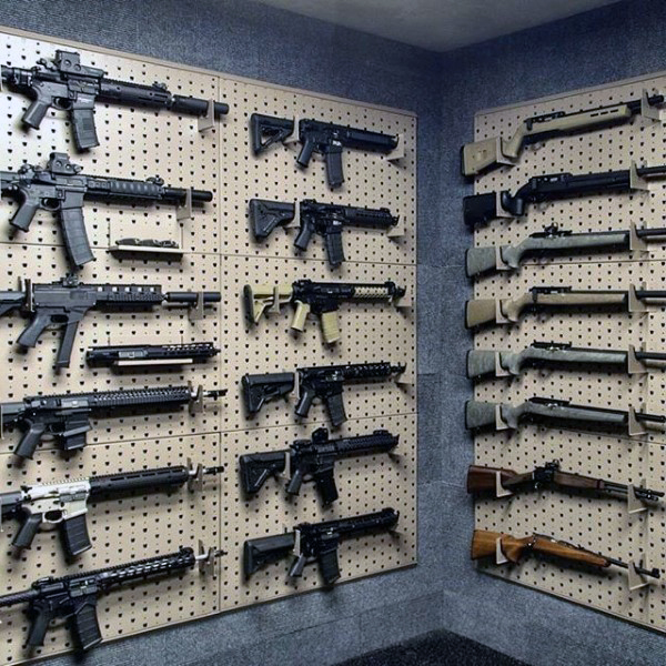 Le Meilleur Top 100 Best Gun Rooms The Firearm Blogthe Firearm Blog Ce Mois Ci