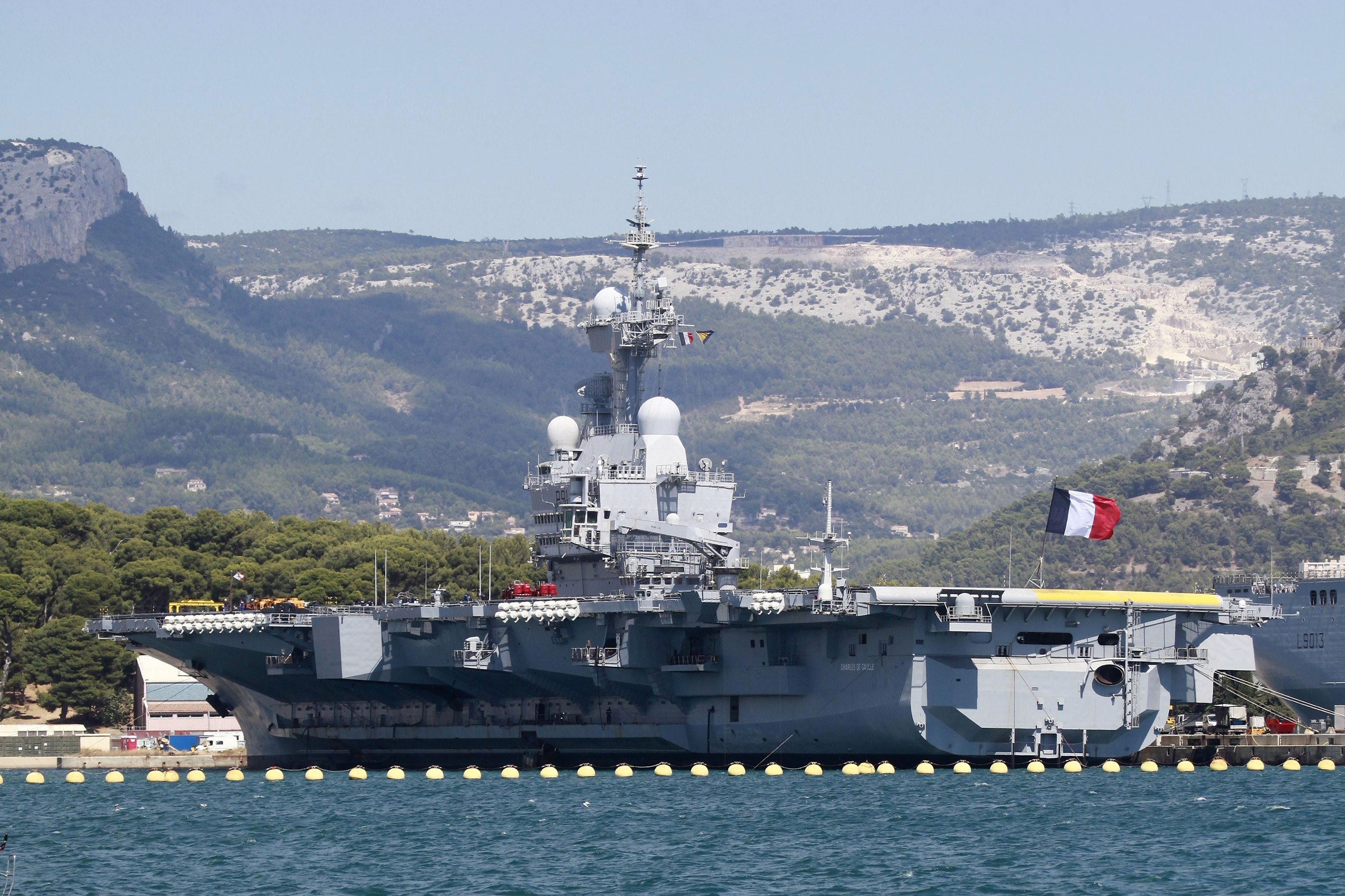 Le Meilleur Aircraft Carrier Charles De Gaulle French Navy Wallpapers Ce Mois Ci