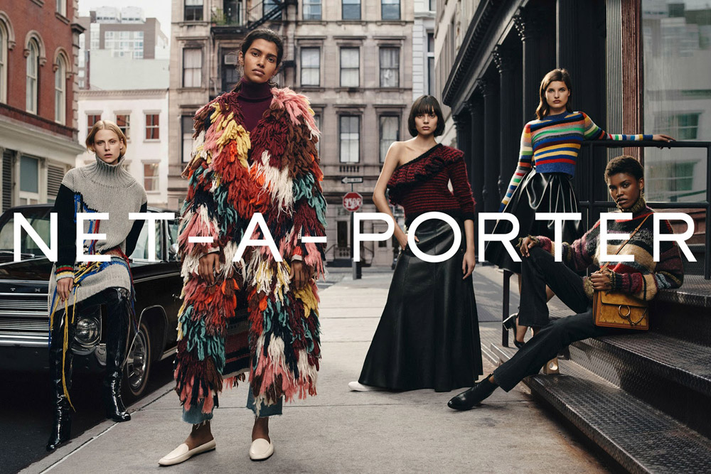 Le Meilleur Net A Porter Fall Winter 2016 17 Campaign By Greg Harris Ce Mois Ci
