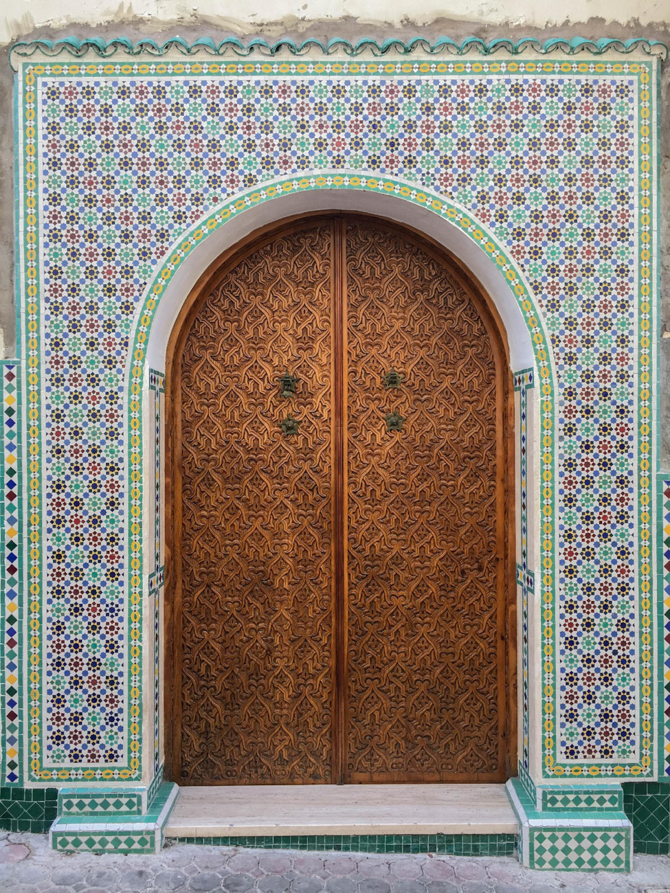 Le Meilleur 20 Beautiful Moroccan Doors Get Lost With Jackie Ce Mois Ci