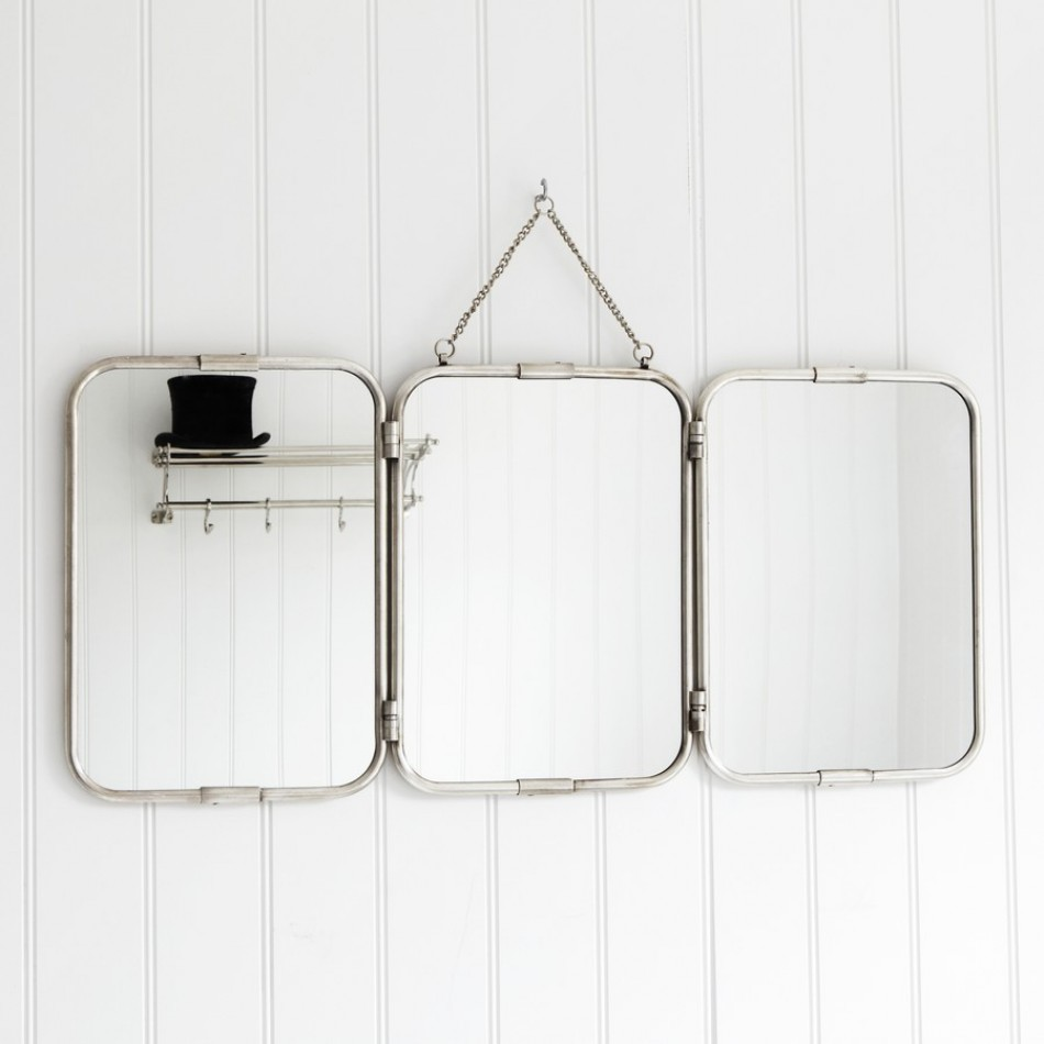 Le Meilleur Objects Of Design 51 Trifold Mirror Mad About The House Ce Mois Ci