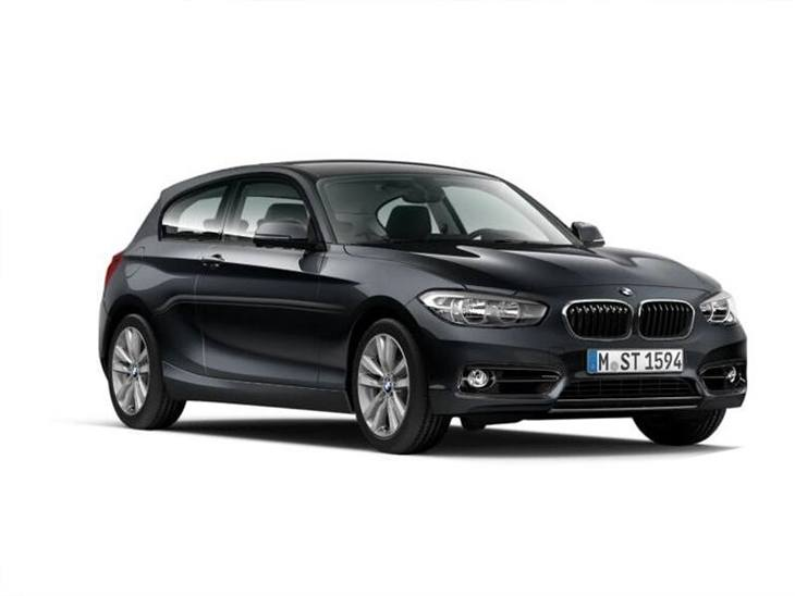 Le Meilleur Bmw 1 Series 3 Door 118I 1 5 Sport Nav Model Version Ce Mois Ci