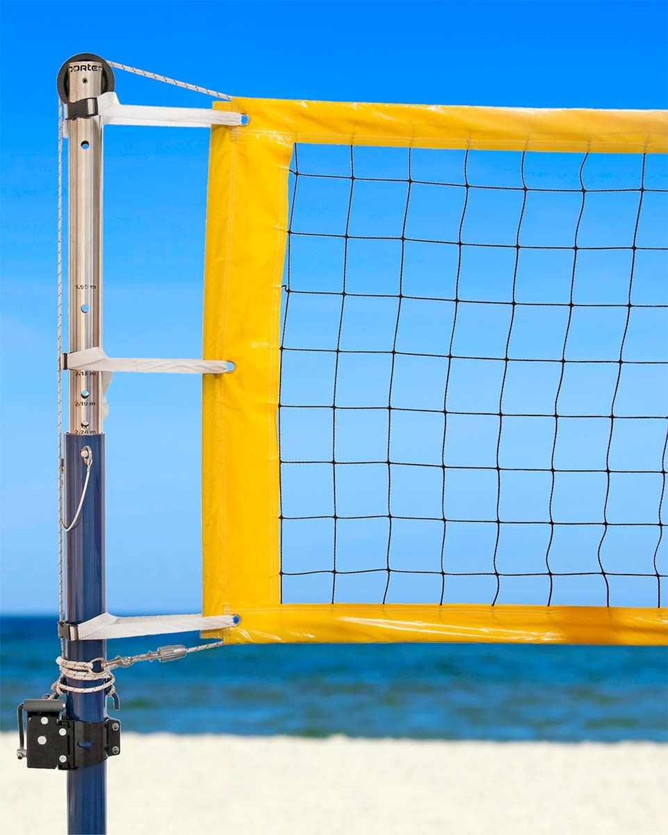 Le Meilleur Porter 2256 Outdoor Competition Volleyball Net A25 183 Ce Mois Ci
