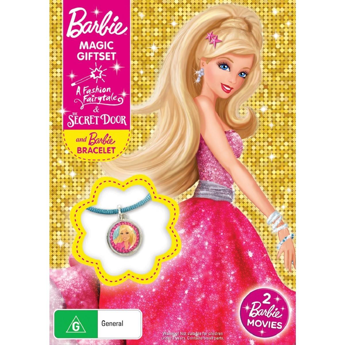 Le Meilleur Barbie Magic Giftset A Fashion Fairytale The Secret Ce Mois Ci