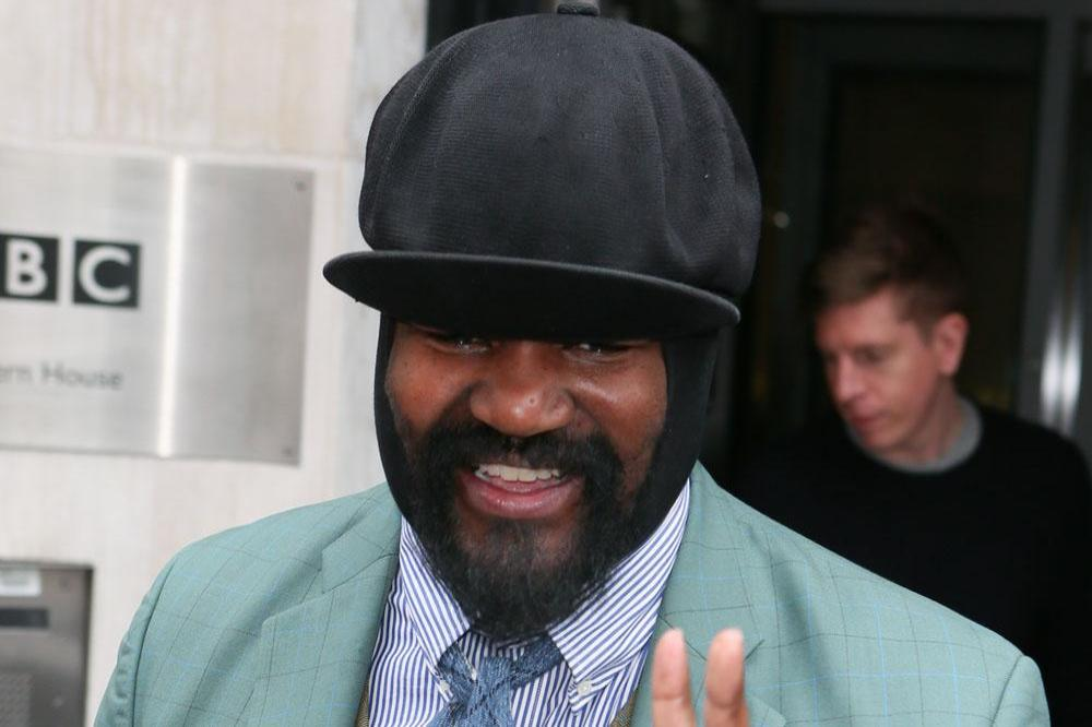 Le Meilleur Gregory Porter Stopped Eating Before Shows To Stop Stage Burps Ce Mois Ci