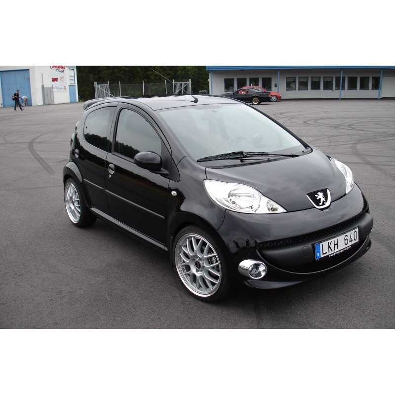 Le Meilleur Peugeot 107 5 Door 2005 And Newer Pre Cut Window Tint Kit Ce Mois Ci Original 1024 x 768