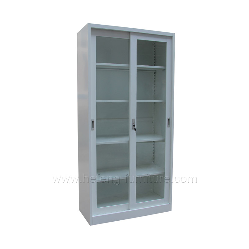 Le Meilleur Glass Sliding Door Cabinet Luoyang Hefeng Furniture Ce Mois Ci