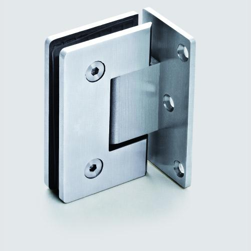 Le Meilleur 304 Stainless Steel Wall Mount Shower Door Hinge Wall To Ce Mois Ci
