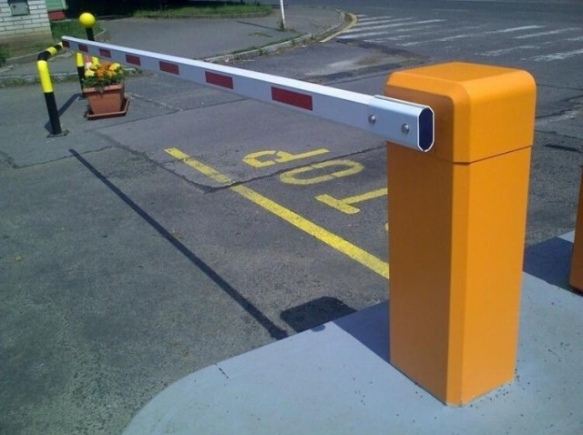 Le Meilleur Boom Barrier Car Parking Barrier Electronic Barrier Gate Ce Mois Ci
