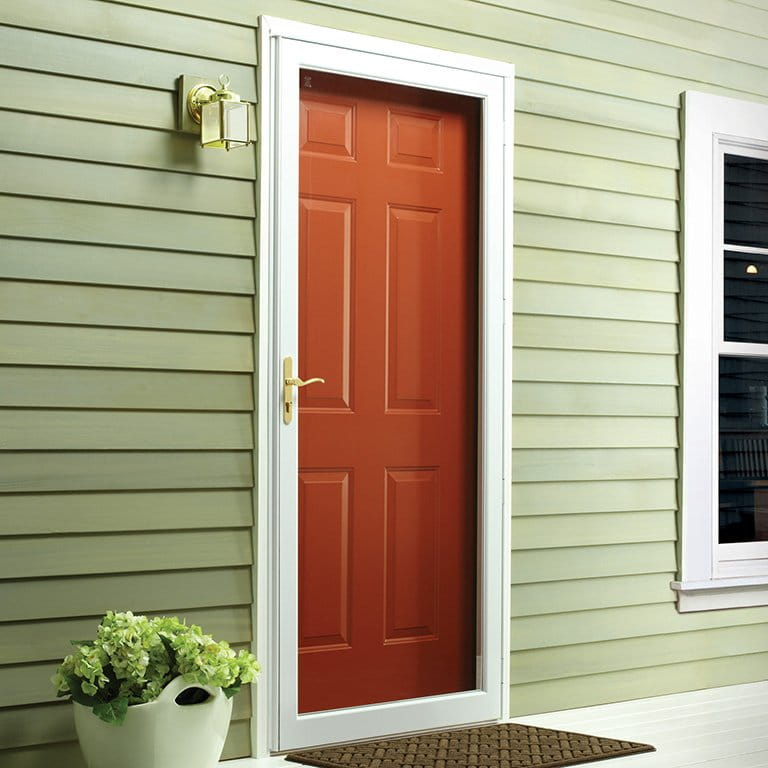Le Meilleur 6 Series Fullview Interchangeable Storm Door Ce Mois Ci