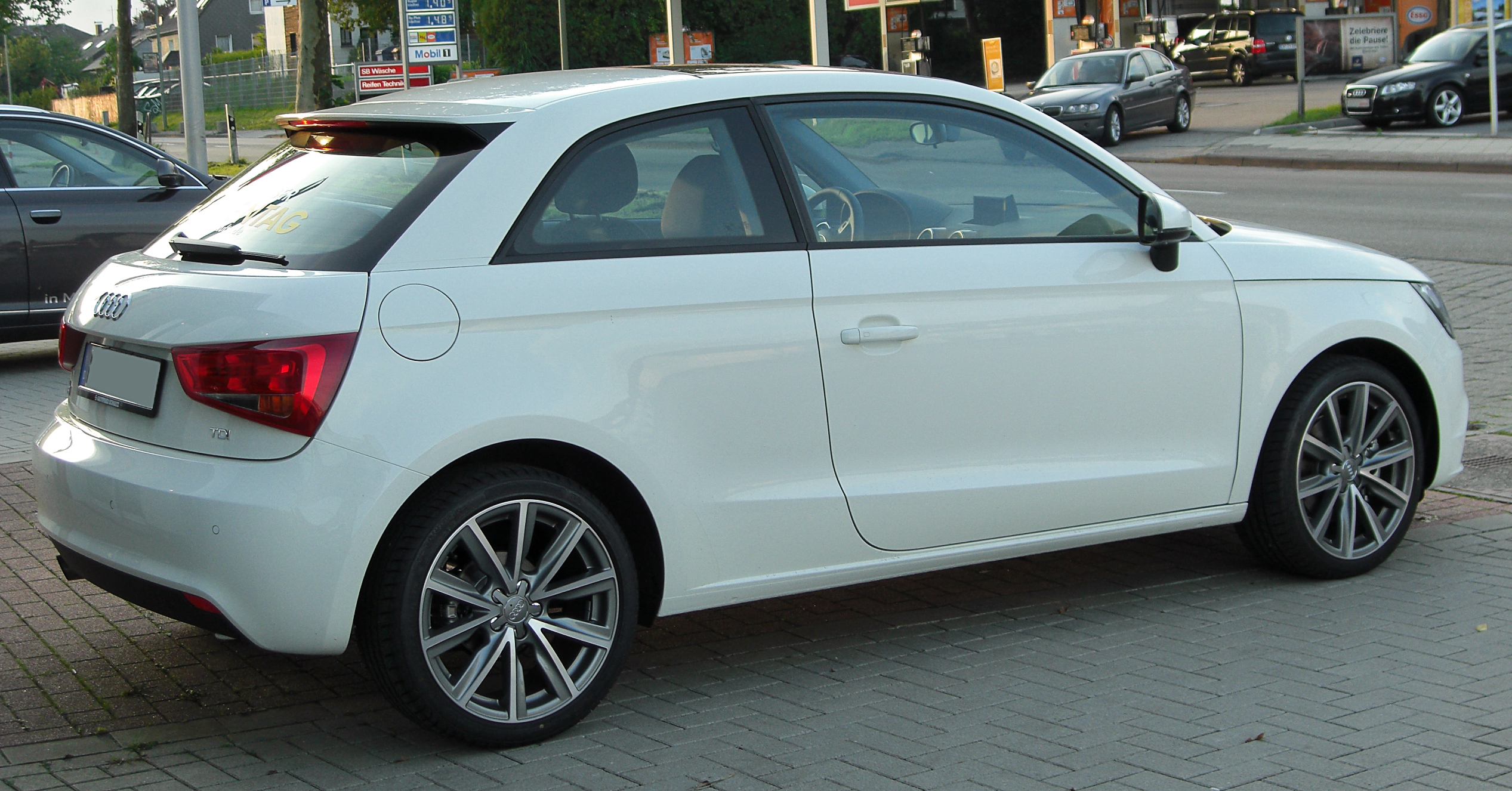Le Meilleur Audi A1 1 6 Tdi Technical Details History Photos On Ce Mois Ci