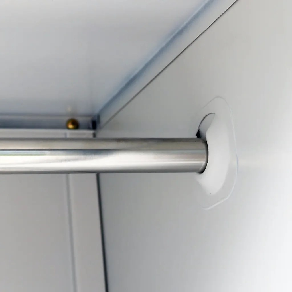 Le Meilleur Vidaxl Co Uk Metal Locker Cabinet 6 Doors Grey Ce Mois Ci
