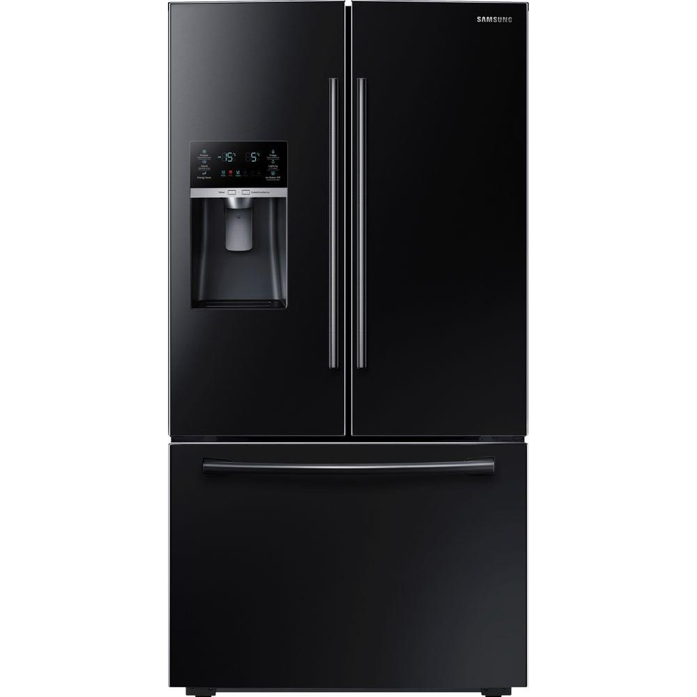 Le Meilleur Ge 28 5 Cu Ft French Door Refrigerator In Slate Ce Mois Ci
