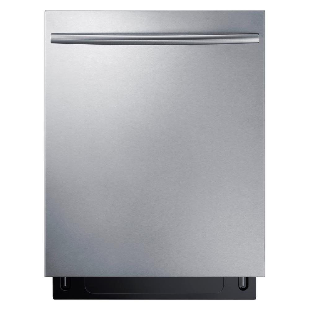 Le Meilleur Samsung Stormwash Top Control Dishwasher In Stainless Ce Mois Ci