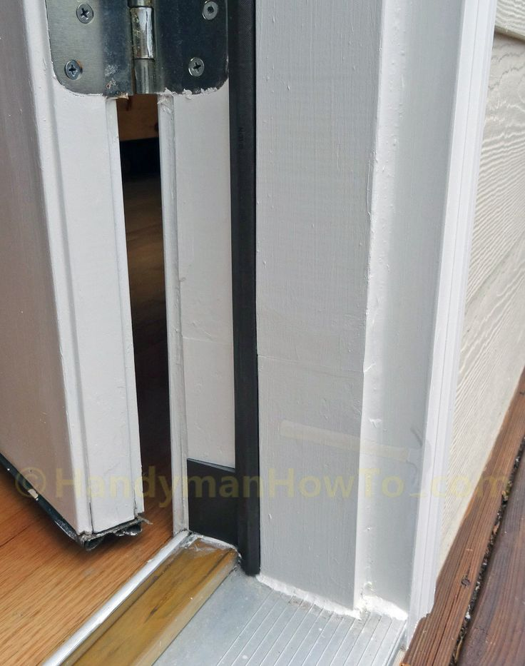 Le Meilleur Rotted Exterior Door Frame Finished Repair Tn Home In Ce Mois Ci