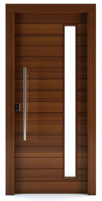 Le Meilleur 20 Best Modern Door Designs From Wood Good House In Ce Mois Ci