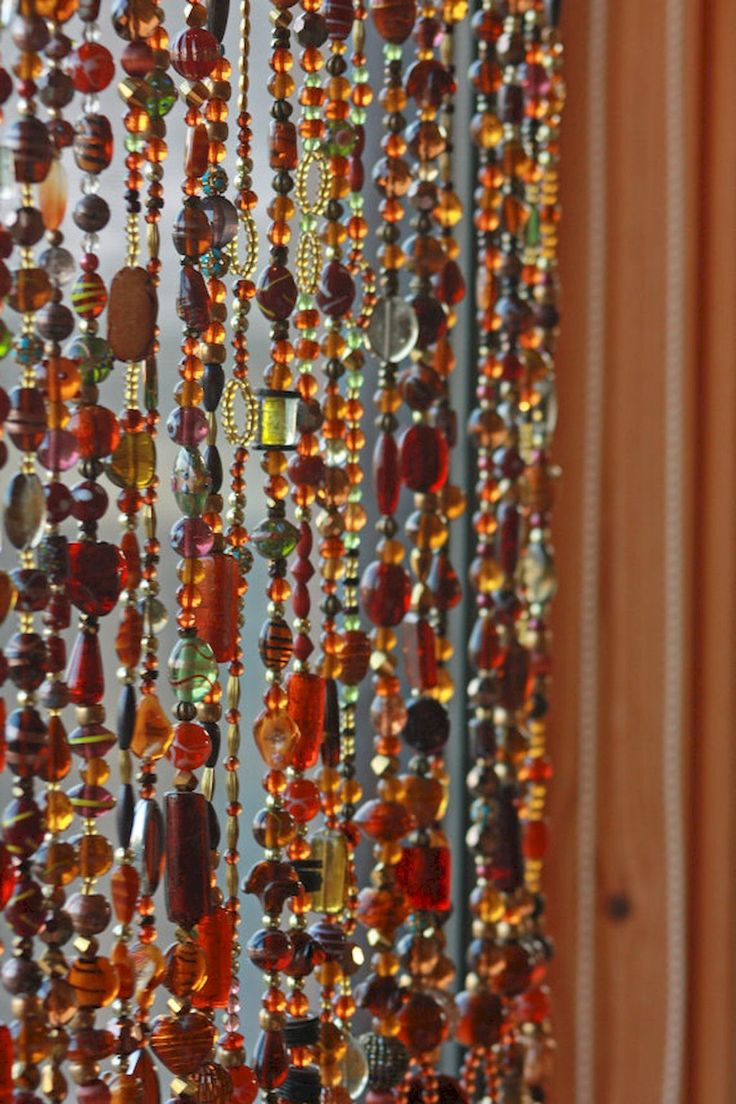 Le Meilleur 79 Best Beaded Room Divider Images On Pinterest Beaded Ce Mois Ci