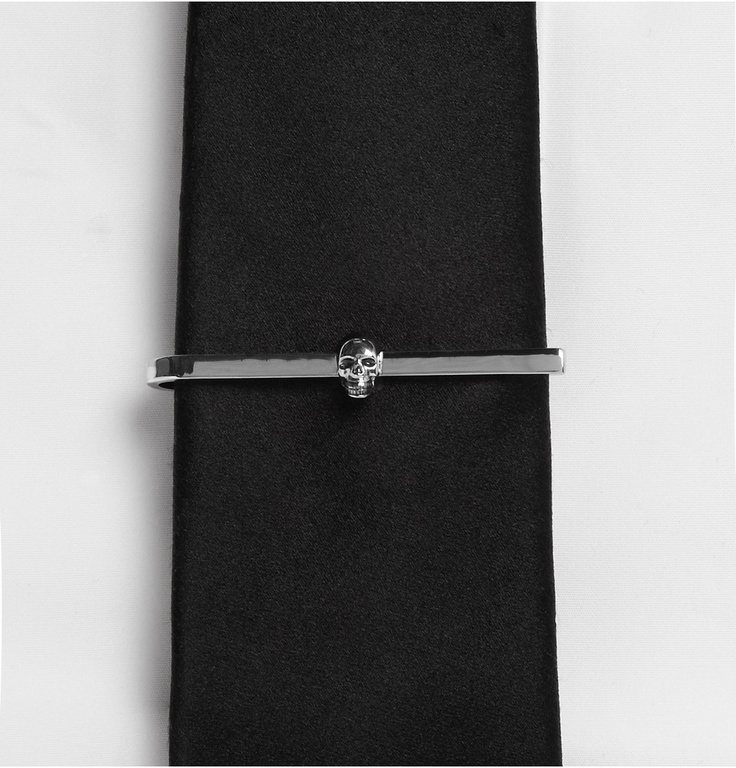 Le Meilleur Paul Smith Shoes Accessories Skull Tie Clip One Of The Ce Mois Ci