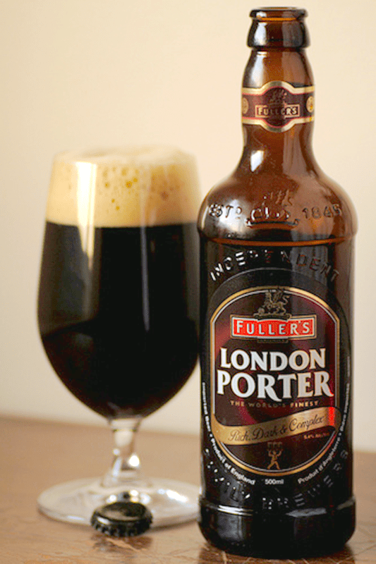 Le Meilleur Fuller's London Porter Clone Recipe All Grain And Extract Ce Mois Ci