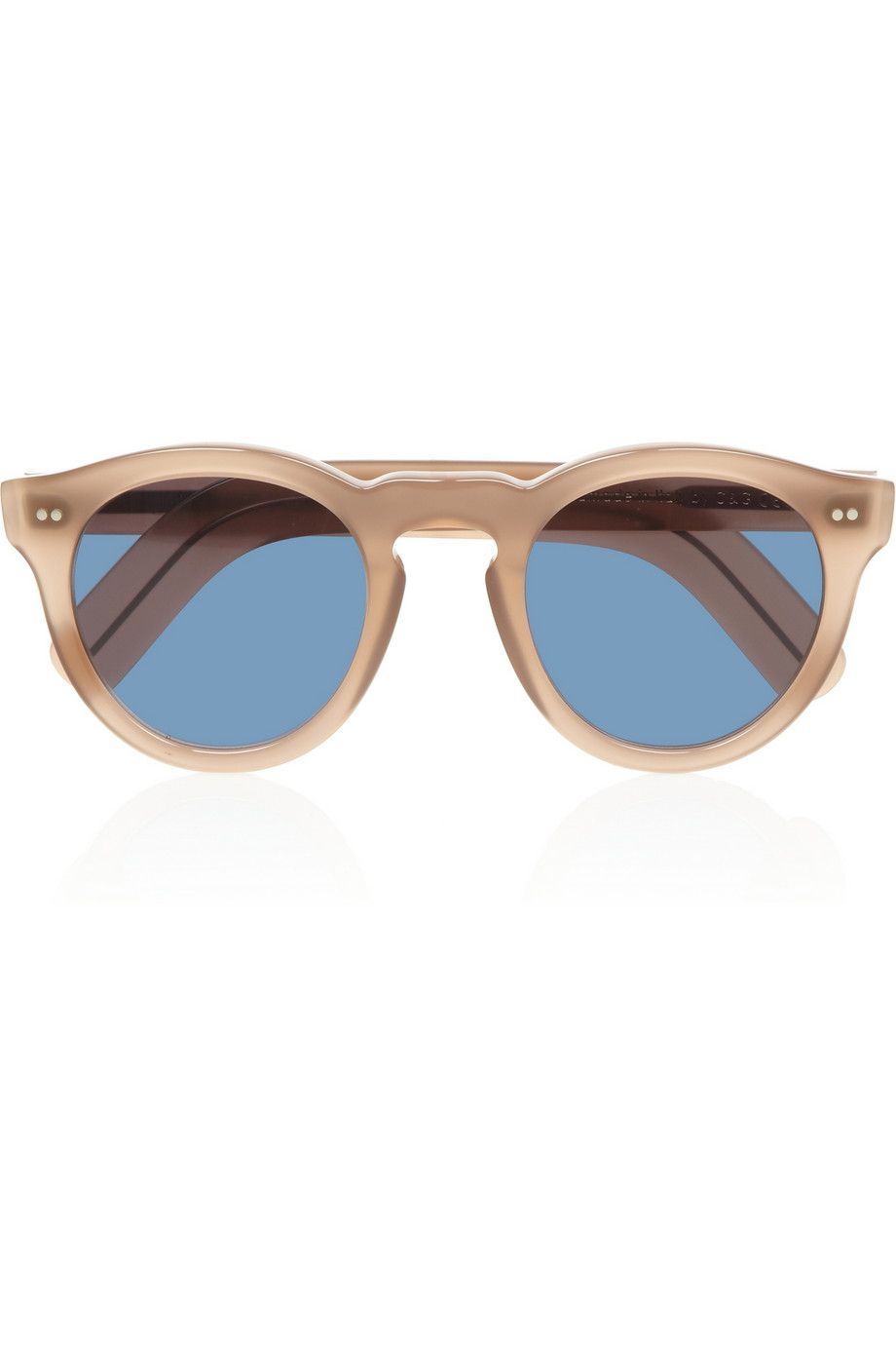 Le Meilleur Cutler And Gross Round Frame Acetate And Metal Ce Mois Ci