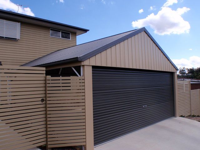 Le Meilleur Carport With Roller Door Ideas For Our Extension Ce Mois Ci