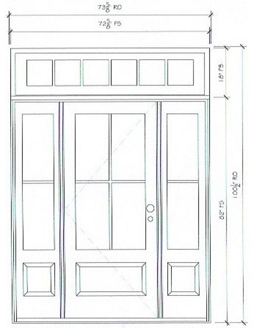 Le Meilleur Image Result For Best Front Doors With Transom And Side Ce Mois Ci