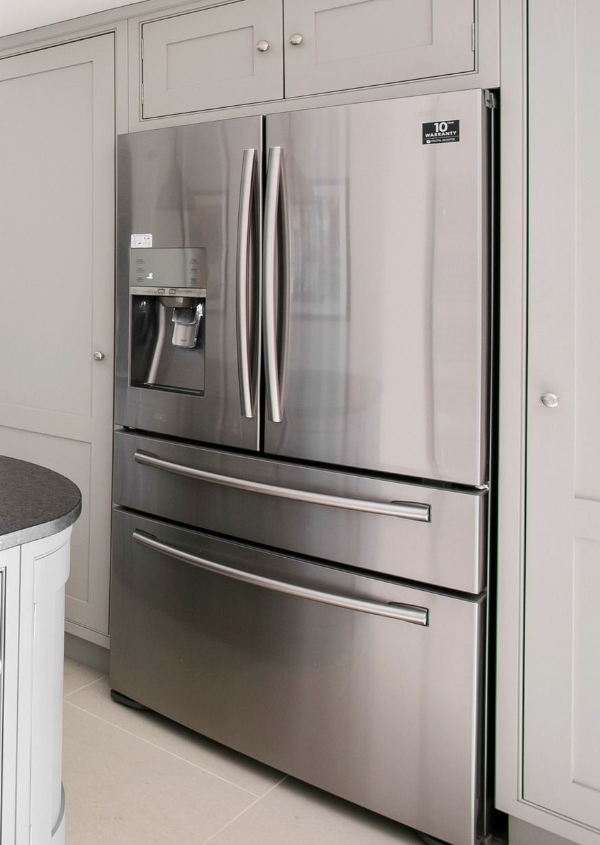 Le Meilleur A French Door Fridge Freezer With Chilled And Sparkling Ce Mois Ci