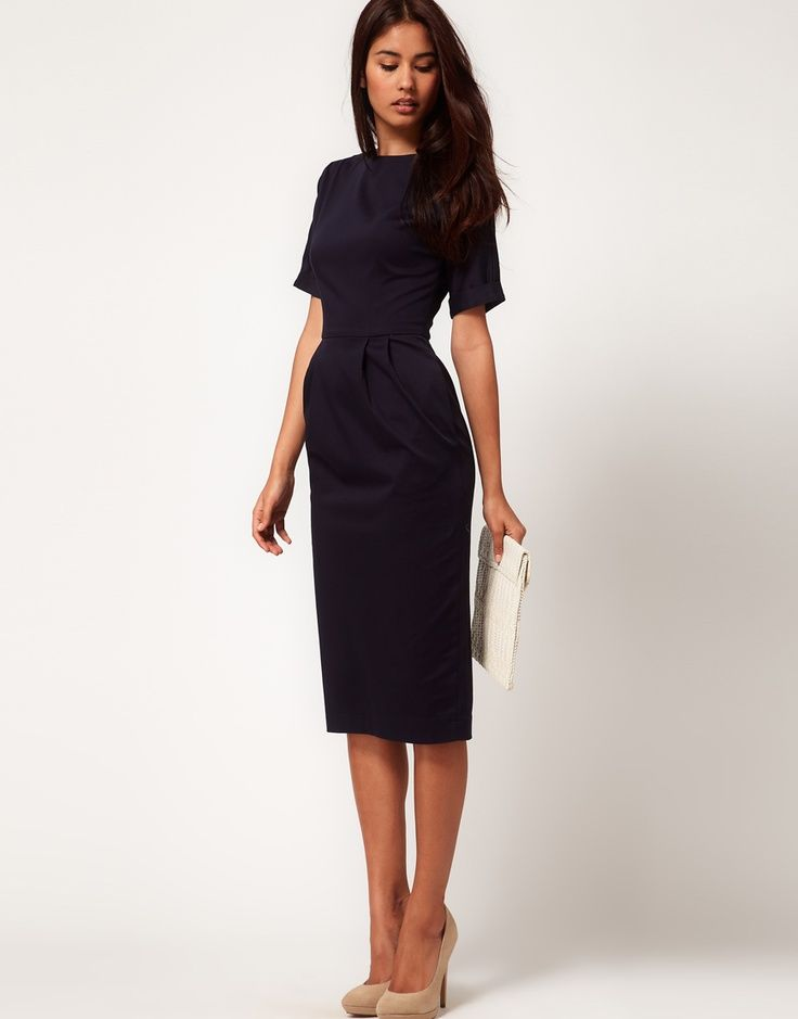 Le Meilleur Pencil Dress In Wiggle Shape Just Because You Re Sleep Ce Mois Ci