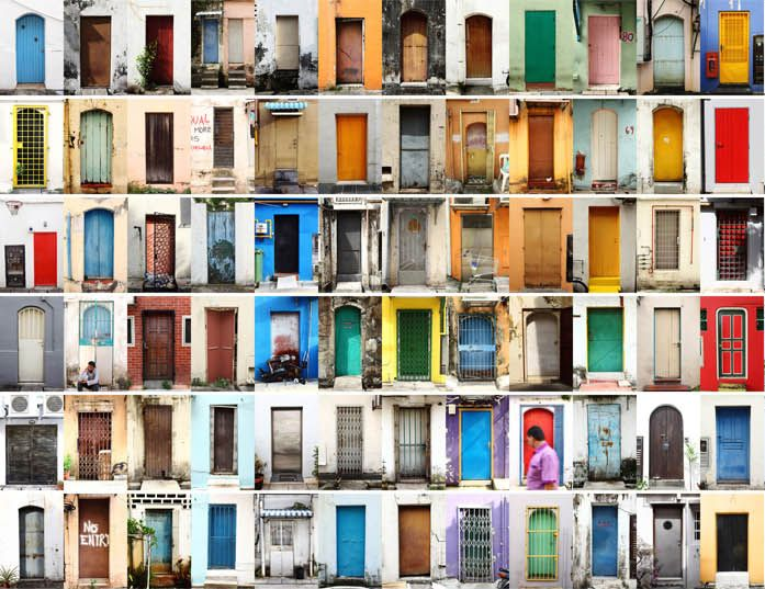 Le Meilleur Gallery Of Ricky Gui Documents Over 600 Hidden Doors Ce Mois Ci