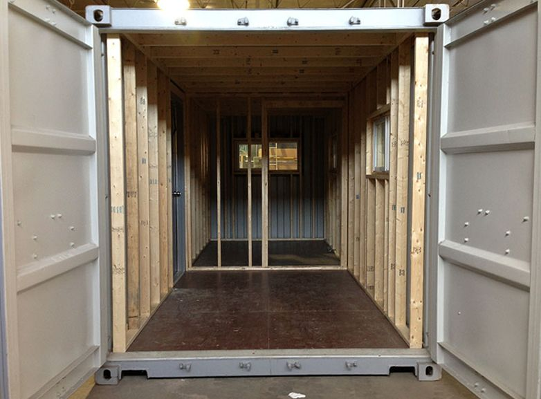 Le Meilleur Framing Giant Containers Shipping Container Frame Ce Mois Ci