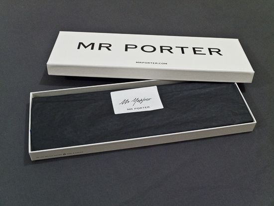 Le Meilleur Receive Mr Porter Package In The Mail Google Search Ce Mois Ci