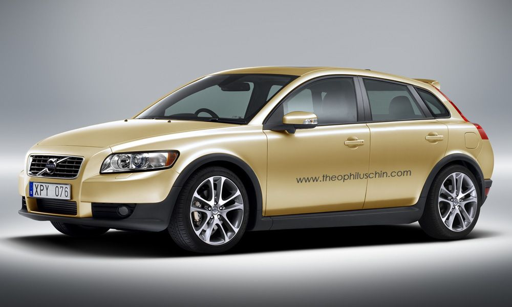 Le Meilleur Volvo V30 5 Door By Theophilus Chin Obviously A Modified Ce Mois Ci