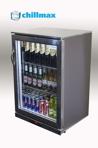 Le Meilleur Butlers Pantry Bar Fridge 1 Door Full Stainless Steel Ce Mois Ci
