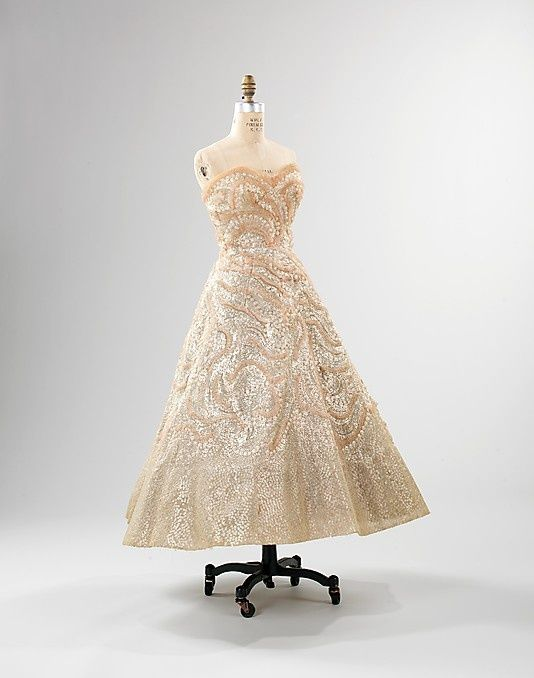 Le Meilleur House Of Dior French Founded 1947 Evening Dress Ce Mois Ci