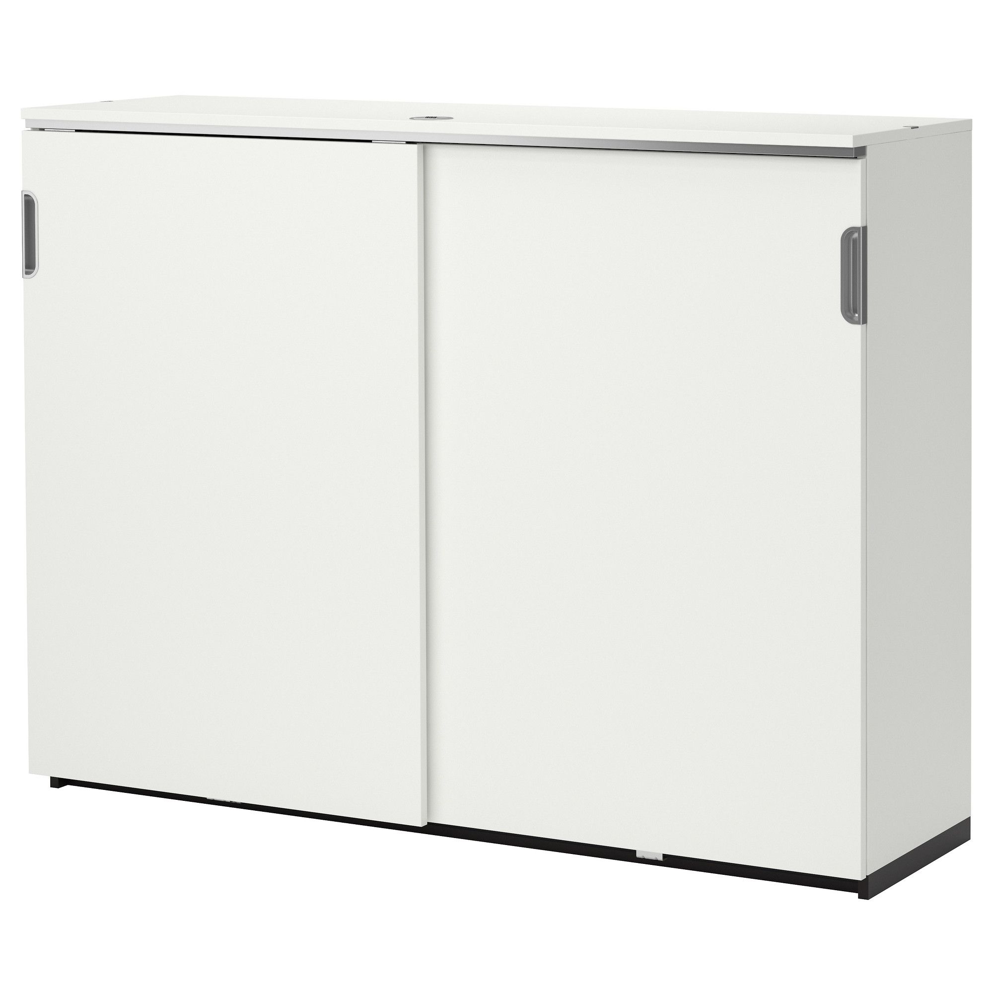 Le Meilleur Bike Storage Galant Cabinet With Sliding Doors White Ce Mois Ci