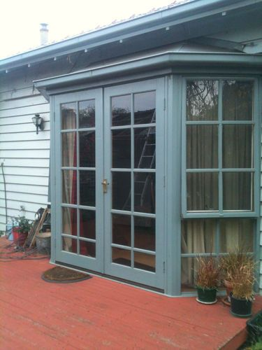 Le Meilleur Bay Window With French Doors Ebay Garage Doors En 2018 Ce Mois Ci