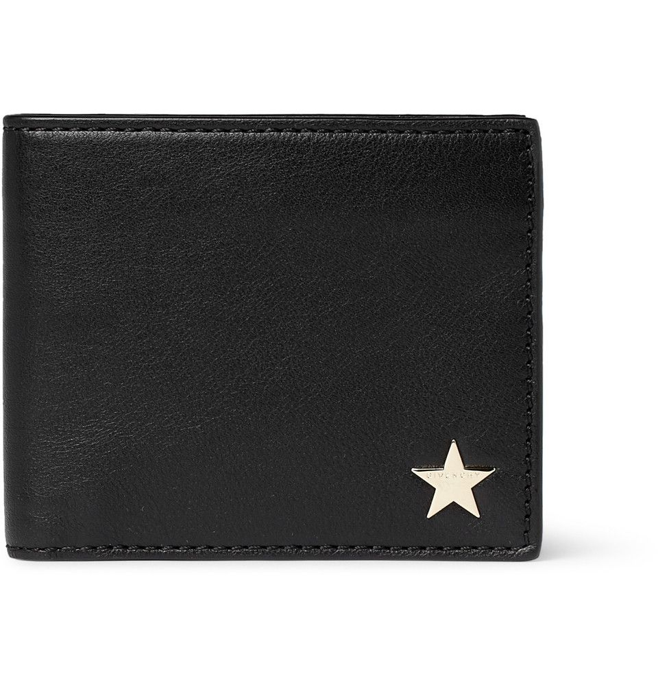 Le Meilleur Givenchy Star Leather Billfold Wallet Mr Porter Gift Ce Mois Ci