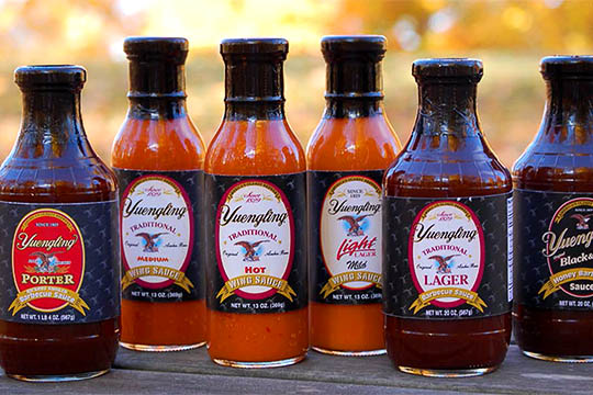 Le Meilleur Yuengling Launches Beer Bbq Sauces Beer Street Journal Ce Mois Ci