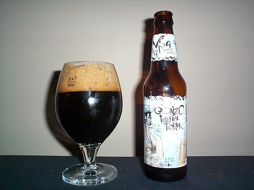 Le Meilleur Legal Beer » Blog Archive » Flying Dog Gonzo Imperial Porter Ce Mois Ci