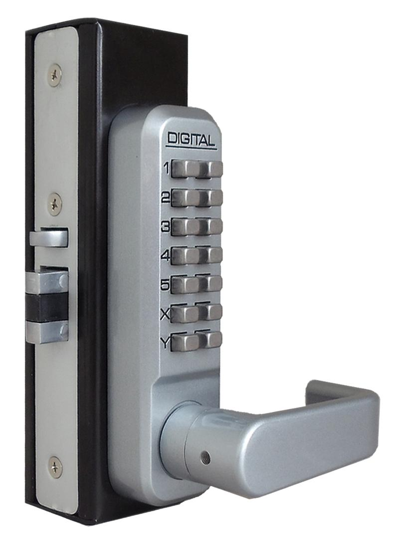 Le Meilleur Lockey 2985 Keyless Mechanical Digital Adams Rite Style Ce Mois Ci