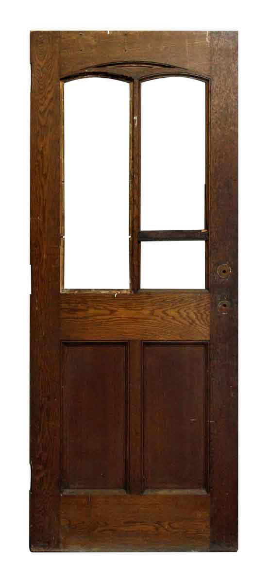 Le Meilleur Half Glass Salvaged Interior Door Olde Good Things Ce Mois Ci