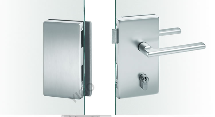 Le Meilleur Chinese Door Locks Manufacturers Stainless Steel Glass Ce Mois Ci